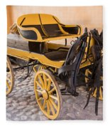Skansen Carriage Fleece Blanket