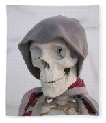 Skeleton Fleece Blanket