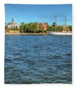 Skeppsholmen Fleece Blanket
