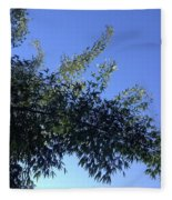 Skies Grass  Fleece Blanket
