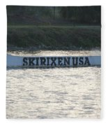 Skirixen Usa Fleece Blanket