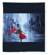Skukura Fleece Blanket