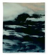 Sky 7 Fleece Blanket