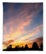 Skyfire Fleece Blanket
