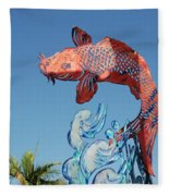 Skyfish Fleece Blanket