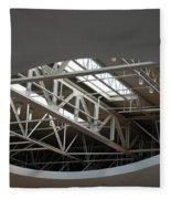 Skylight Gurders Fleece Blanket