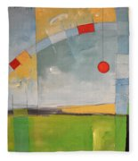 Skyride Fleece Blanket