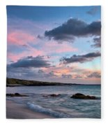 Sky's Palette Fleece Blanket