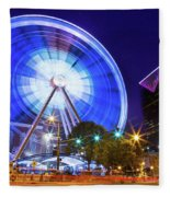 Skyview Atlanta Fleece Blanket