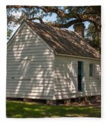 Slave Cabin Fleece Blanket