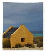 Slave Huts Fleece Blanket