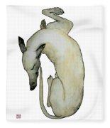 Sleep II Fleece Blanket