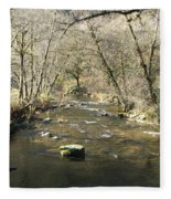 Sleepy Creek Fleece Blanket