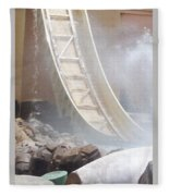 Slide Splash Fleece Blanket