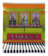 Sloans Fleece Blanket