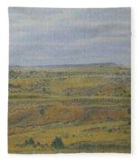 Slope County Splendor Fleece Blanket