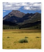 Slough Cree Vista Fleece Blanket