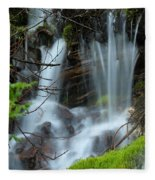 Small Falls Fleece Blanket
