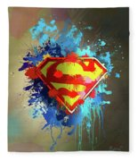 Smallville Fleece Blanket