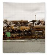 Smelter Works Fleece Blanket