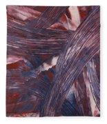 Smooth Flow - 204 Fleece Blanket