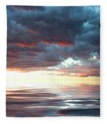 Smooth Sailing Fleece Blanket