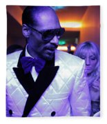 Snoop Dogg Fleece Blanket