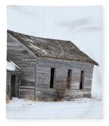 Snow Bound Fleece Blanket