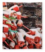 Snow Bouys 2 Fleece Blanket