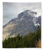 Snow Kissed Giant Fleece Blanket