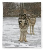 Snow Mates Fleece Blanket