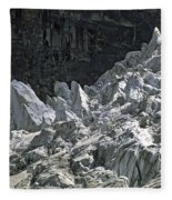 Snow Patch Spire IIi Fleece Blanket