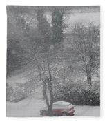 Snow Fleece Blanket
