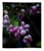 Snowberry 5191 H_2 Fleece Blanket