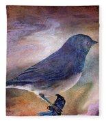 Snowbird Stories... Fleece Blanket