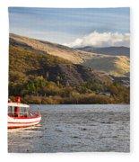 Snowdon Star Fleece Blanket