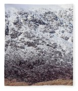 Snowdonia Fleece Blanket
