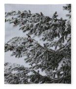 Snowfall Fleece Blanket