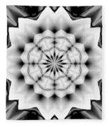 Snowflake 9 Fleece Blanket