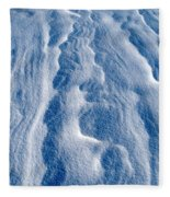 Snowforms 1 Fleece Blanket