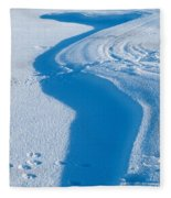 Snowforms 4 Fleece Blanket