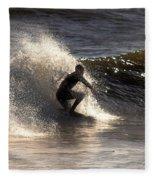 Socal Surfing Fleece Blanket