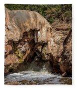 Soda Dam 2 Fleece Blanket