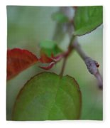 Soft Branch Fleece Blanket