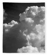 Soft Clouds Fleece Blanket