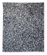 Soft Grey Scale  Fleece Blanket