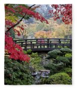 Soft Morning Light Fleece Blanket