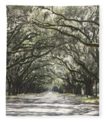 Soft Southern Day Fleece Blanket