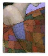 Solace Detail Fleece Blanket