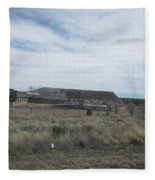 Solar Array Fleece Blanket